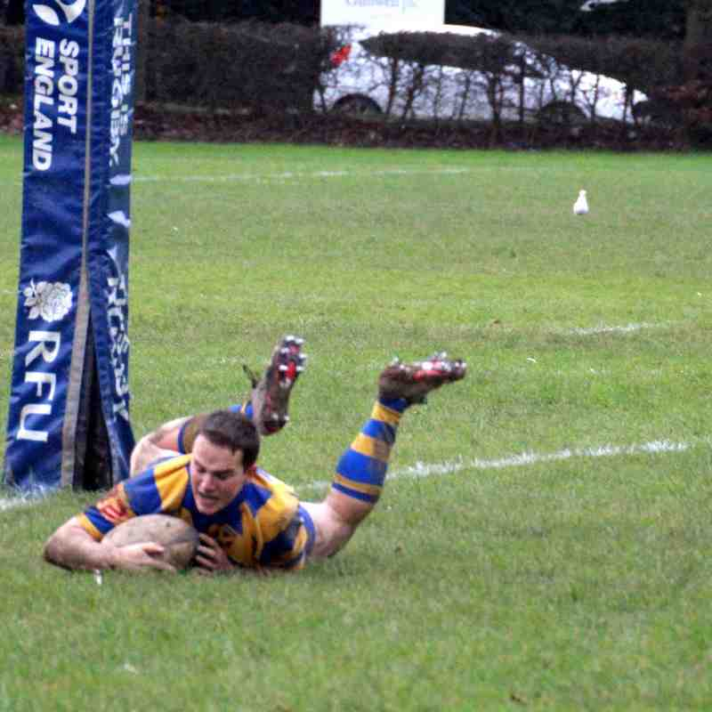 2nd XV v Hatfield 06.02.2016