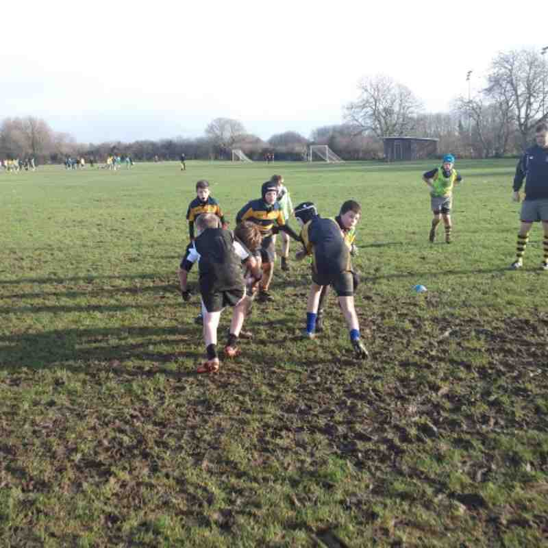 ERFC U12's Sunday Training Sessions
