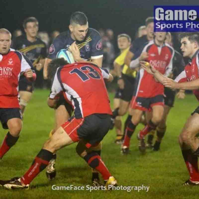 ERFC 1st XV vs Seaford - Floodlight - Oct 2013