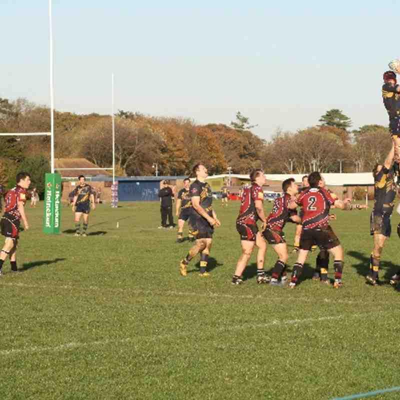 Eastbourne 1st XV vs Cranbrook 1st XV Cup - Nov 13