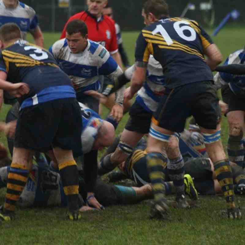 ERFC 1st XV vs Hastings - Cup - Sussex Shield