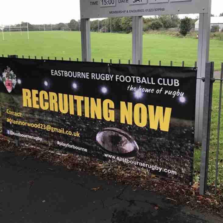 Our Own Club Recruitment Team