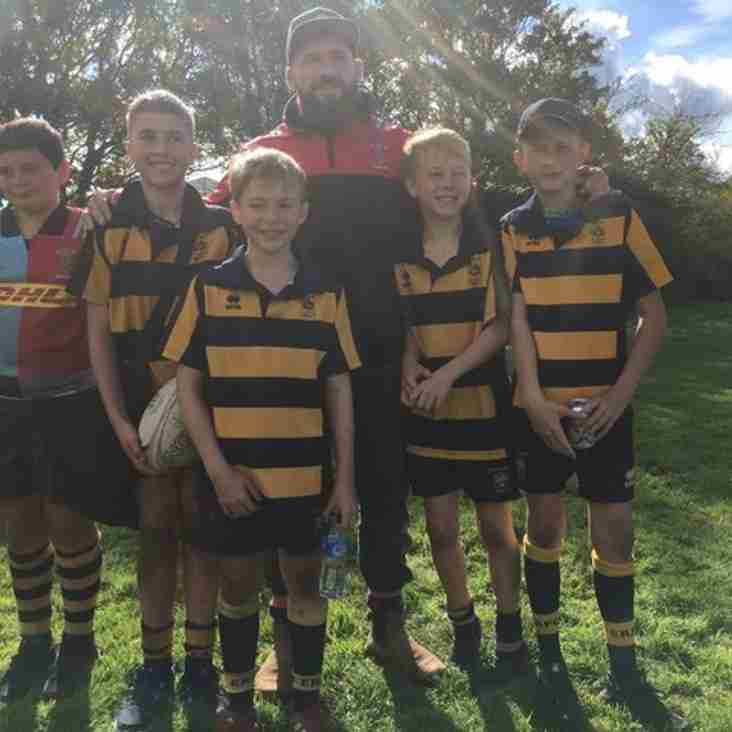A Festival of Mini-Rugby