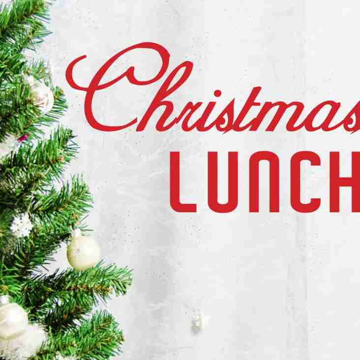 Eastbourne Rugby Christmas Lunch