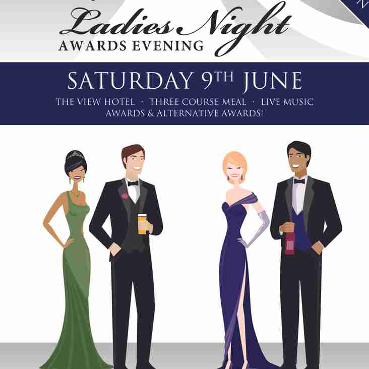 Eastbourne Rugby's Legendary Annual Ladies Night