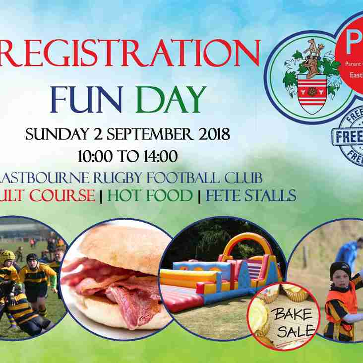 Club Registration & Fun Day