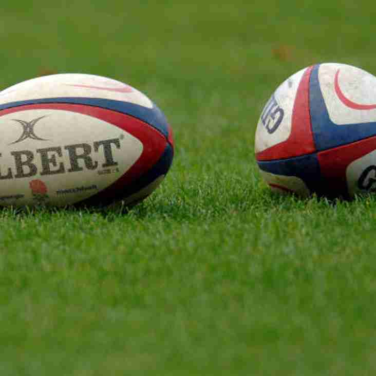 ERFC 1st XV Double Header this Weekend.......