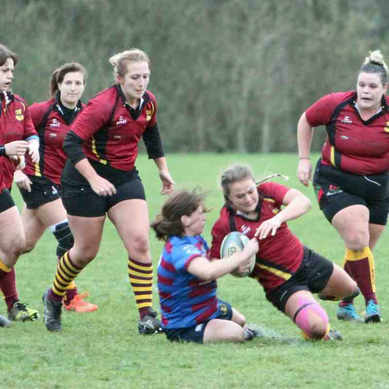 Stagettes v Hampstead