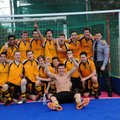 Men's 2nd XI beat Leeds 3rd 5 - 0