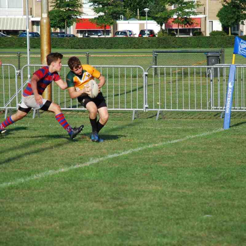 BSERUFC U16s Tour