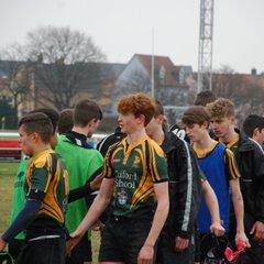 BSERUFC U16s v Colchester away Suffolk Cup '18