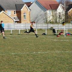 BSERUFC U16s v Newmarket at Braintree friendly