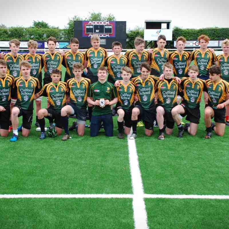 BSERUFC U16s Eastern Counties Final v Shelford 2018