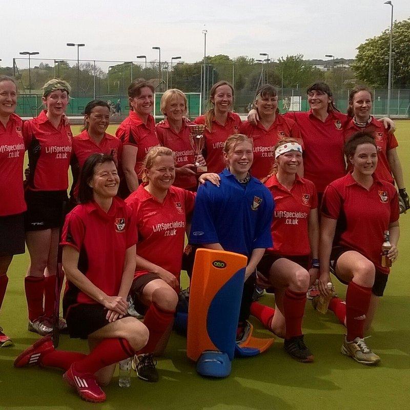 Southwick Ladies 1sts beat Lewes Ladies 3's 1 - 3