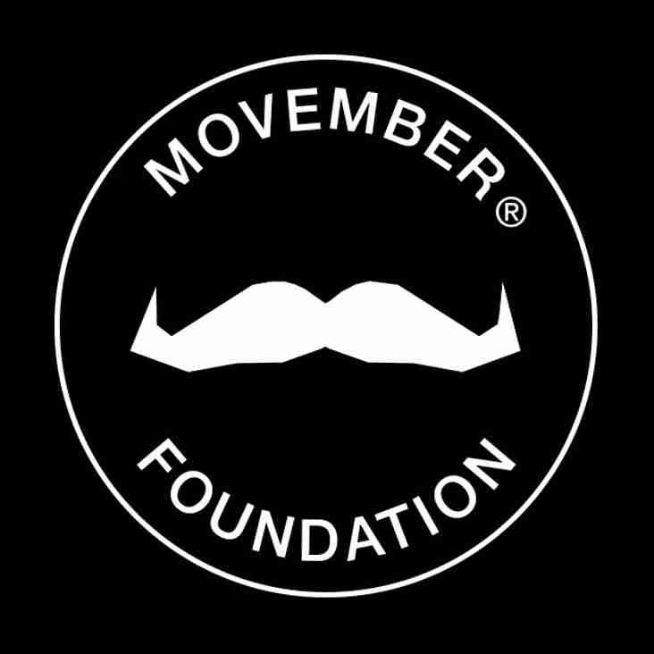 Movember at Mowden Park