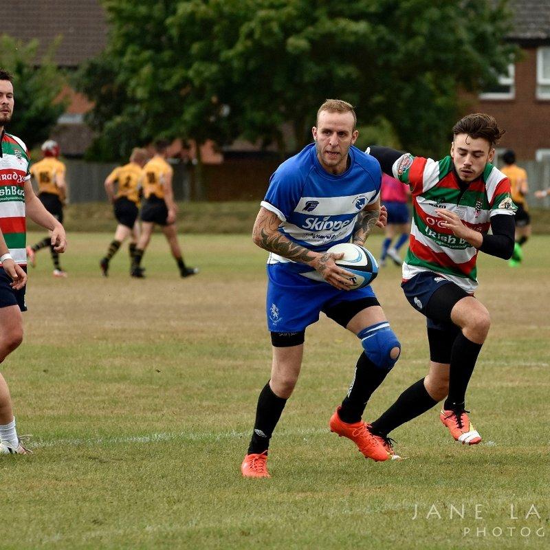 Vikings Win away at Upminster
