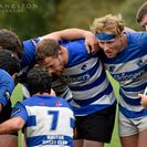 1st XV comeback not quite enough to grasp the win.