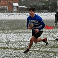 1st XV Battle through the Snow to beat Millwall at Home