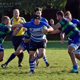 Bonus point victory away at KXS for the 1st XV