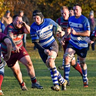 1st XV beaten at Home by Barking