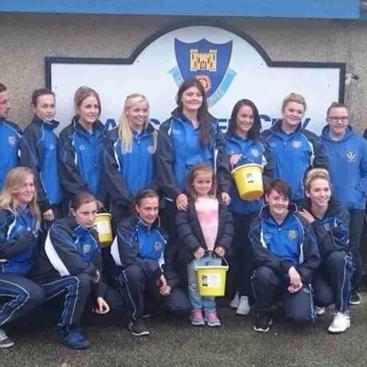 Walkover Win v Great Harwood Rovers Ladies