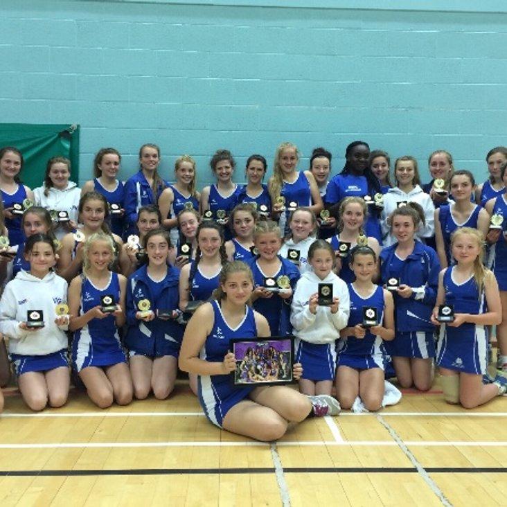 Norwich junior league honours<