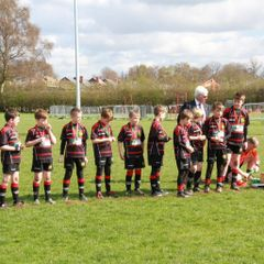 U10 Cheshire Cup