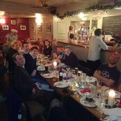 Nomads Xmas Dinner 2014