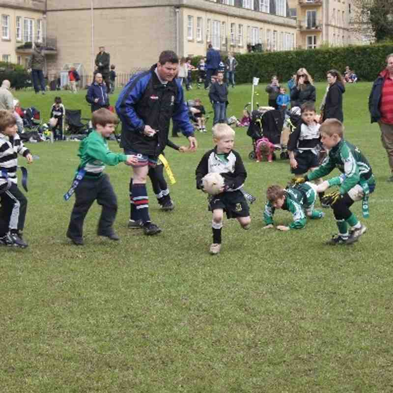 Bath Minis Festival 2013- U7's Wells Wizards