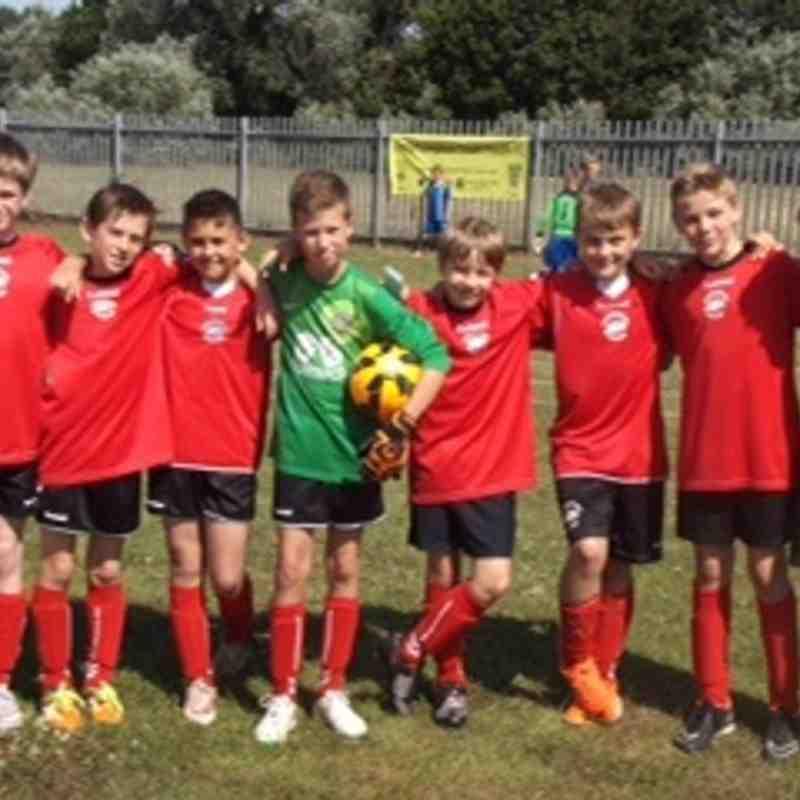 Littlehampton Town Six A Side Tournament
