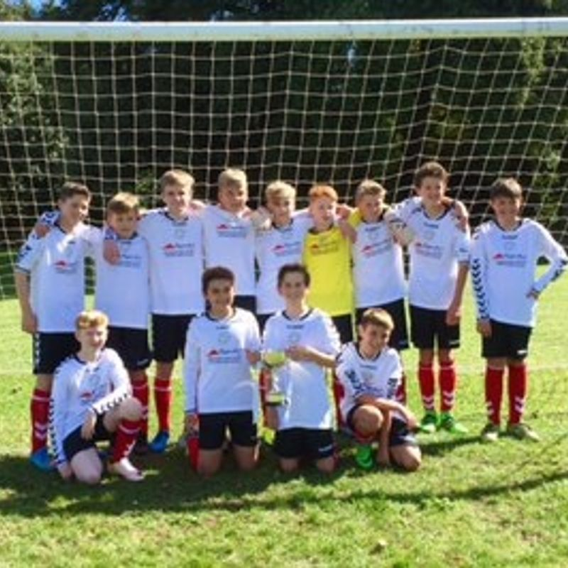 Chichester City Colts U13 beat Felpham Youth Colts U13 3 - 4