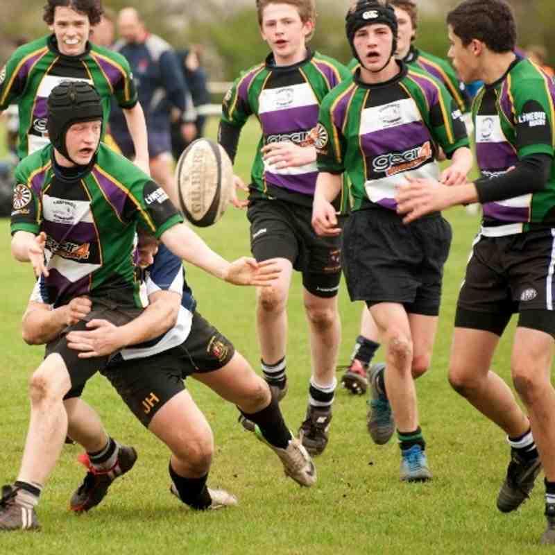 Under 15's v Leighton Buzzards 06Apr14