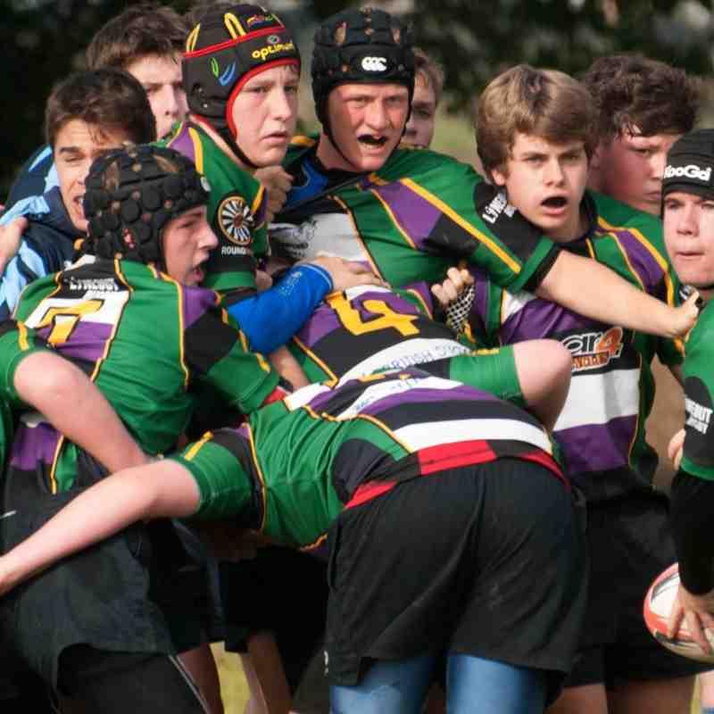 Under16's v St Neots 12Oct14