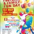 Charity Football Family Fun Day - Bank Holiday Monday 1st May 2017