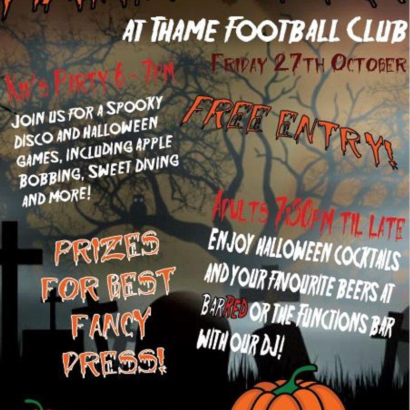 FREE Happy Halloween Party
