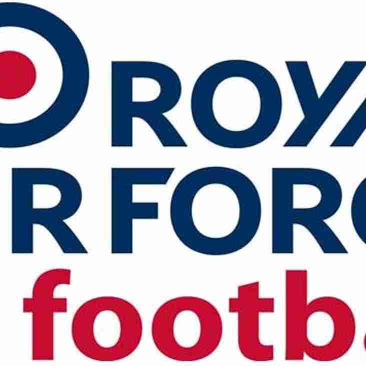 ** POSTPONED **  RAF Ladies v Oxford Utd Ladies