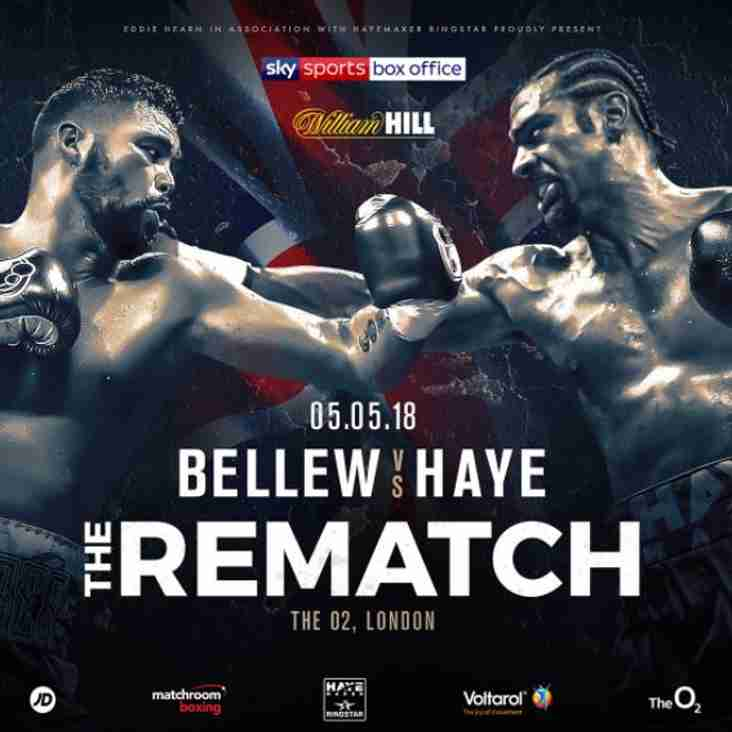Bellew vs Haye  2