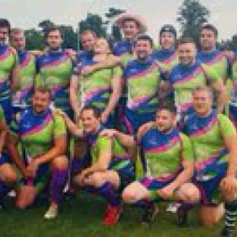 Marshy's Team win at Fat Blokes 7's See Club News