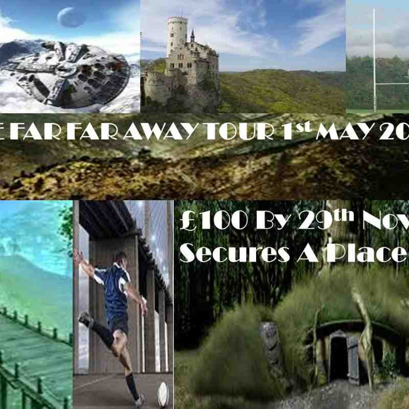 Abbey Tour Announced 1st May 2015