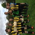 Under 10 Lions beat warley whites 8 - 2