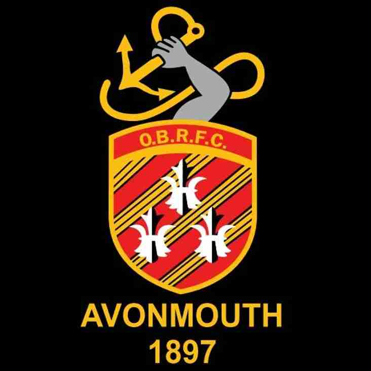 SAT 26th JAN - 1sts AWAY to AVONMOUTH OB, 2nds AWAY to OLD CRYPTIANS