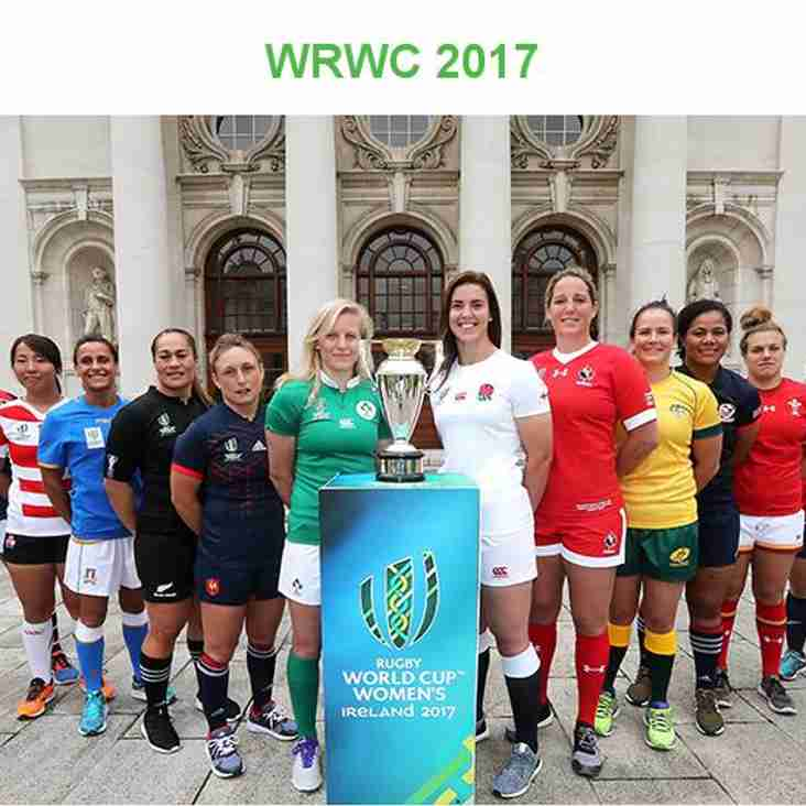 WOMENS WORLD CUP RUGBY 2017