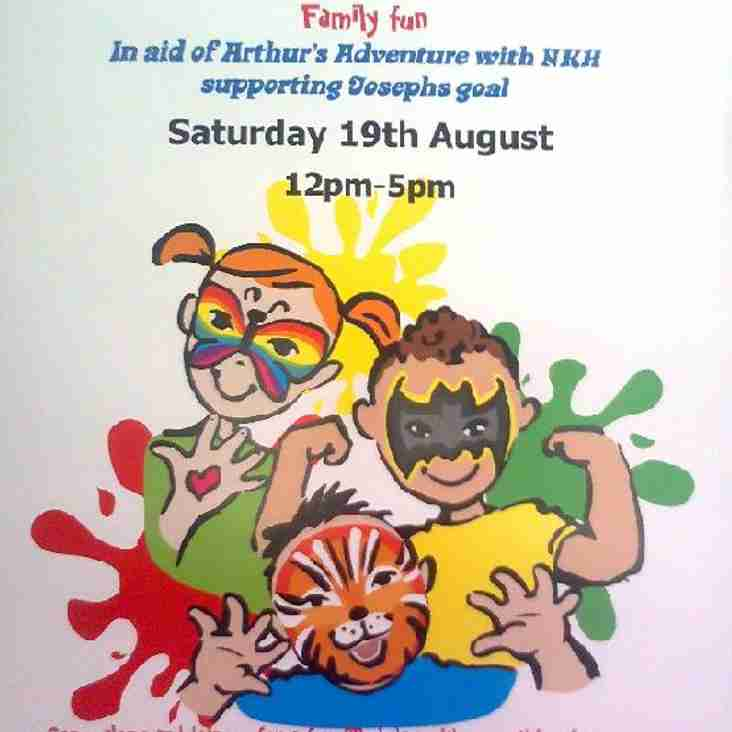 FAMILY FUN DAY - Sat 19th August 12pm - 5pm