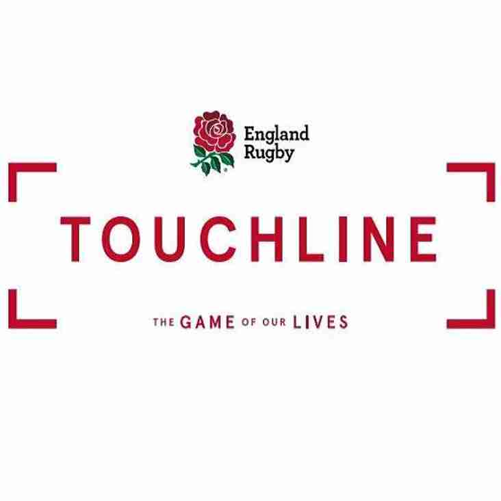 RFU TOUCHLINE MAGAZINE – SEPTEMBER EDITION