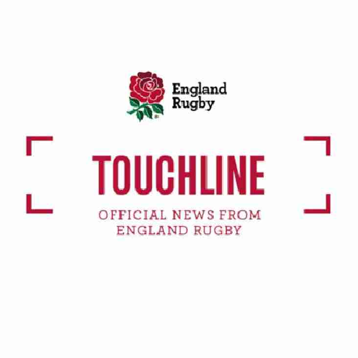RFU TOUCHLINE NEWS