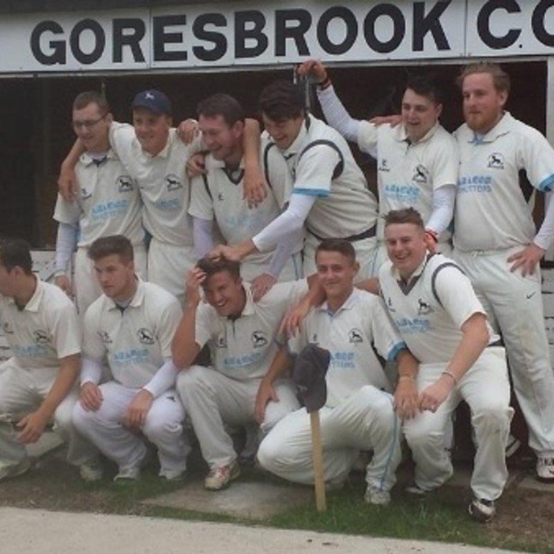 Bentley 1sts 199/7 - 66 Goresbrook 1sts