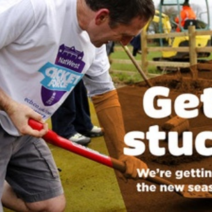 NatWest Cricketforce - 1st/2nd April<