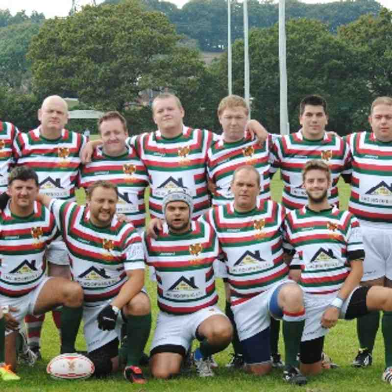2nd XV Vs Veseyans II - 06/09/14 - Taken by Tony Stafford