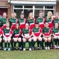 Coventry Welsh Ladies 31 - 12 Aston Old Edwardian Ladies