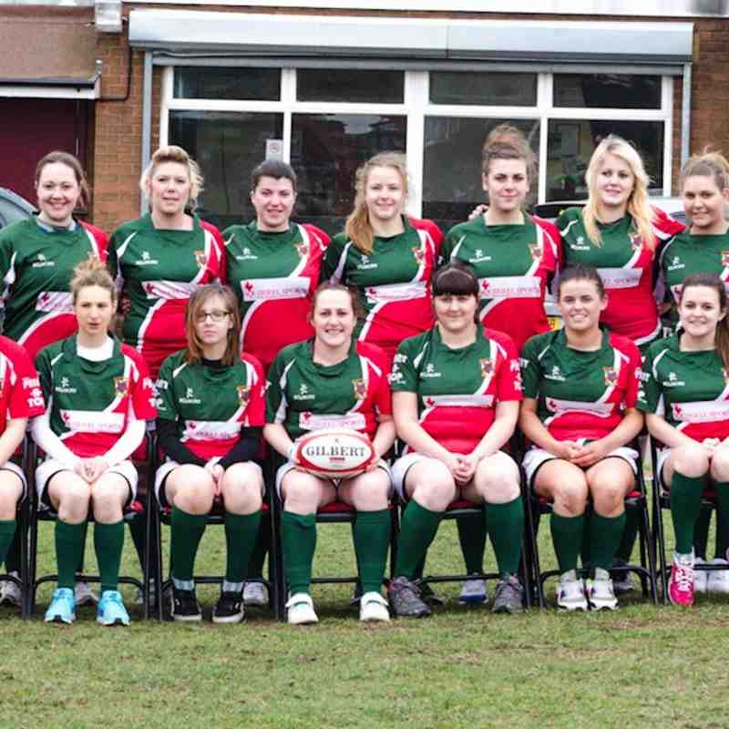 Aston Women v Crewe & Nantwich - 15/03/15
